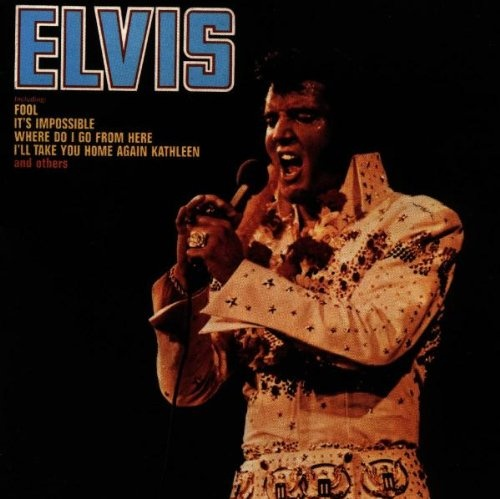 Elvis: The Fool Album