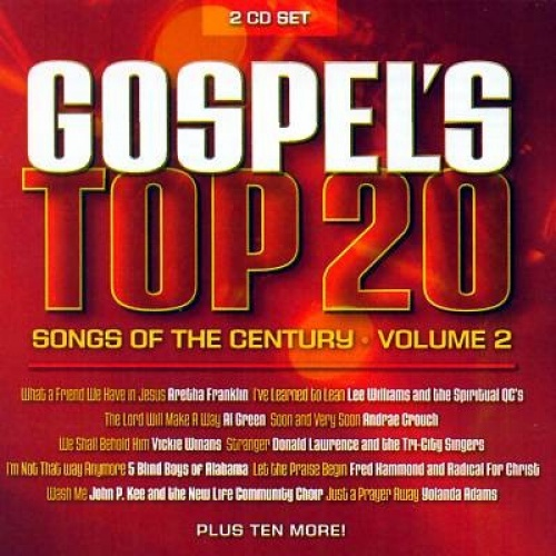 Gospel's Top 20 Songs Of The Century, Vol. 2