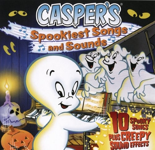 Casper's Spookiest Songs and Sounds