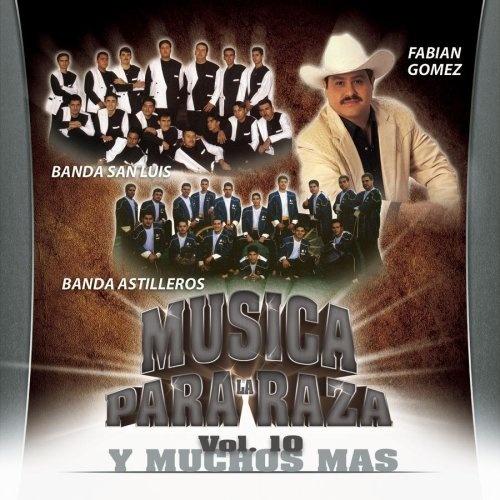 Musica Pa' la Raza, Vol. 10