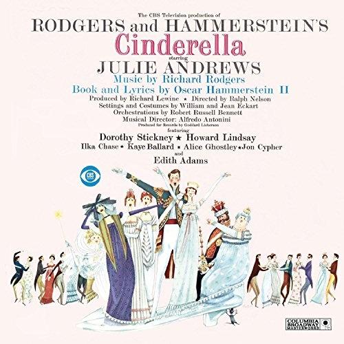 Cinderella [Rodgers and Hammerstein's] [1957 TV Soundtrack][Bonus Tracks]