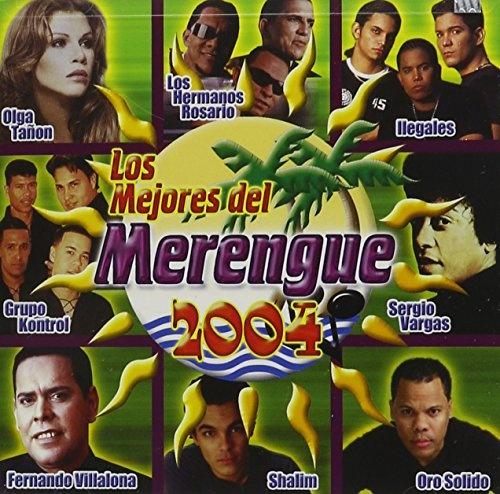 Los Mejores del Merengue 2004