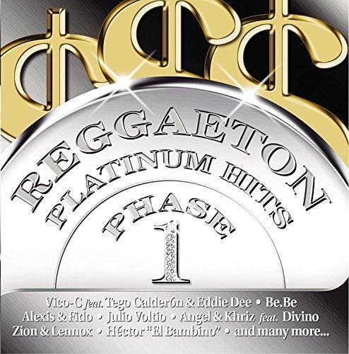 Reggaeton Platinum Hits, Phase 1