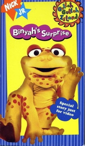 Binyah's Surprise