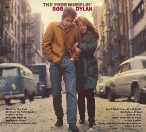 Resultado de imagen para The Freewheelin' Bob Dylan