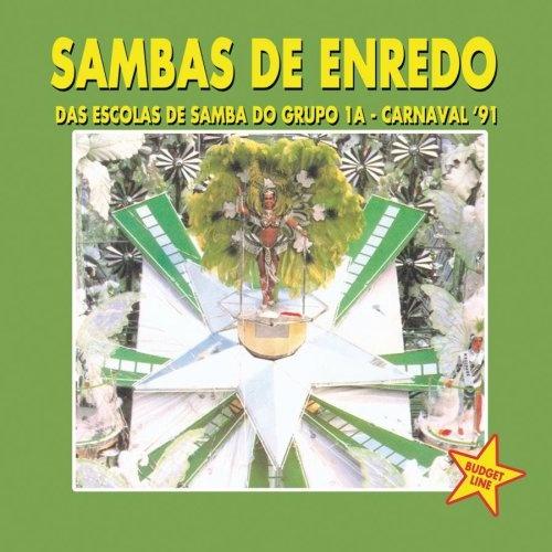 Sambas de Enredo das Escolas de Carnaval 91
