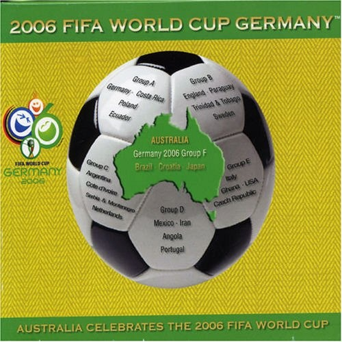 Voices from the Fifa World Cup: The Official Album of the 2006 Fifa World Cup [Australi