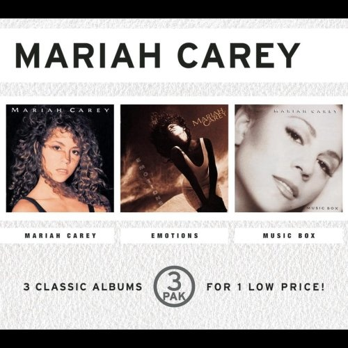 Music Box/Emotions/Mariah Carey