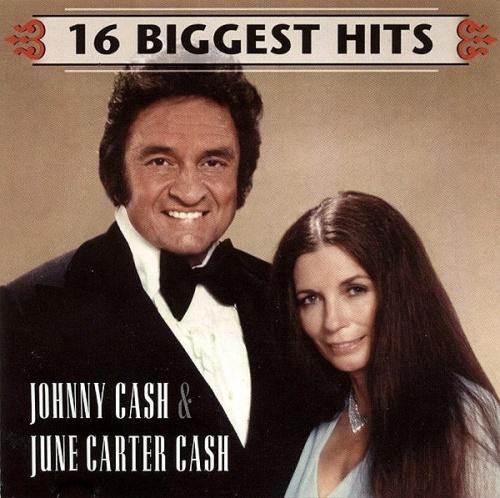 16 Biggest Hits: Johnny & June