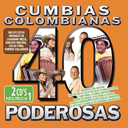 40 Cumbias Colombianas Poderosas