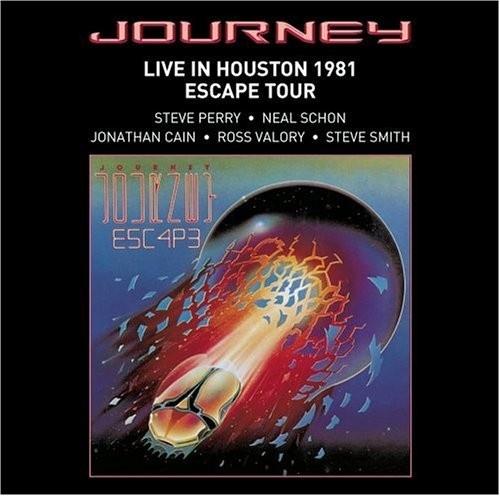 Live in Houston 1981: Escape Tour