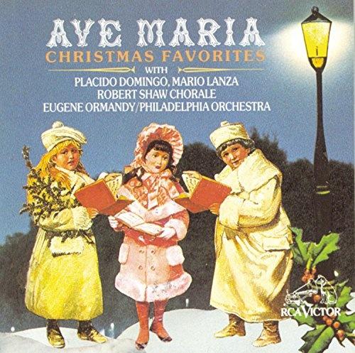 Ave Maria: Christmas Favorites
