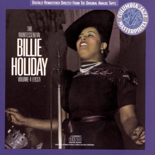 the quintessential billie holiday vol 4 1937 billie holiday songs reviews credits. Black Bedroom Furniture Sets. Home Design Ideas