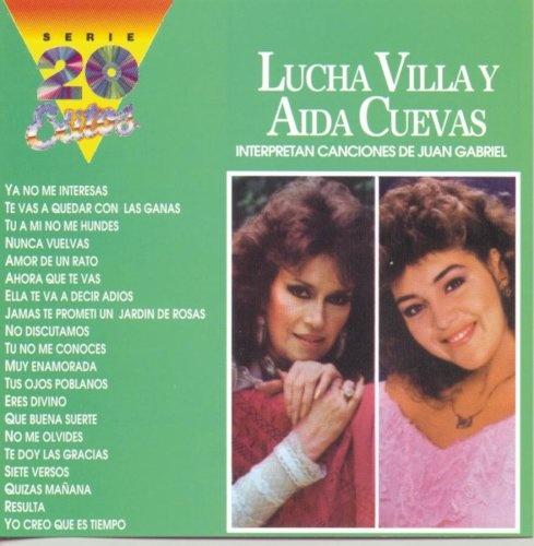 Lucha Villa Y Aida Cuevas: Serie 20 Exitos