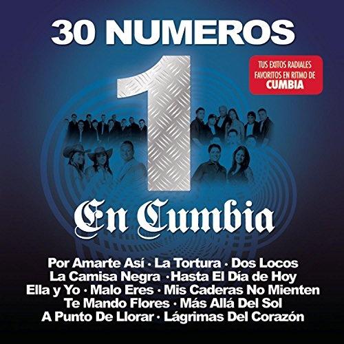 30 Numero 1 en Cumbia