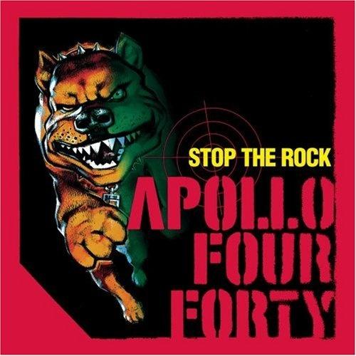 Stop the Rock [CD/Vinyl Single]
