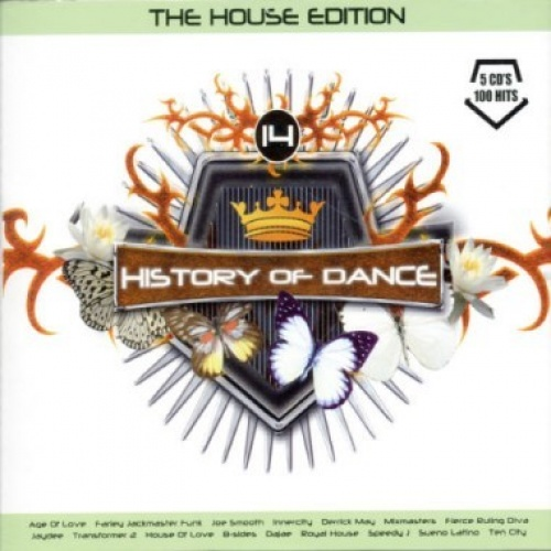 History of Dance, Vol. 14: House Edition