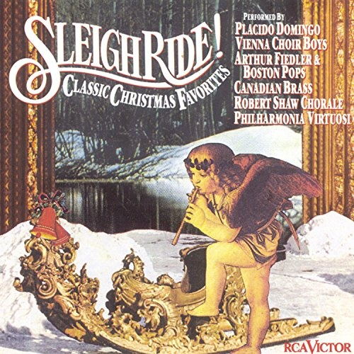 Sleigh Ride!-Classical Christmas Favorites - Various Artists ...