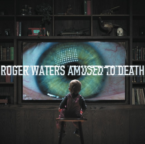 amused to death roger waters songs reviews credits allmusic. Black Bedroom Furniture Sets. Home Design Ideas