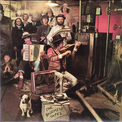 The Basement Tapes - Bob Dylan, The Band