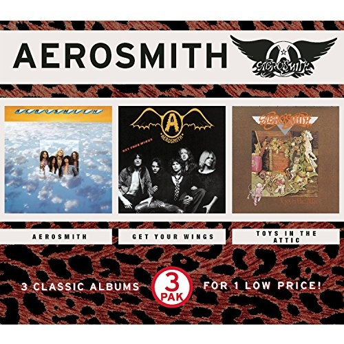 Aerosmith/Get Your Wings/Toys in the Attic [1998]