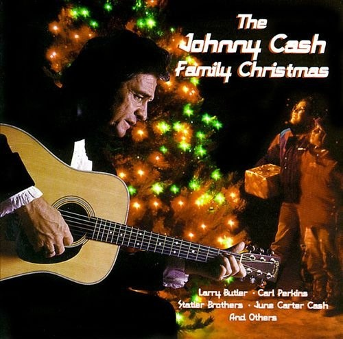 Johnny Cash Family Christmas