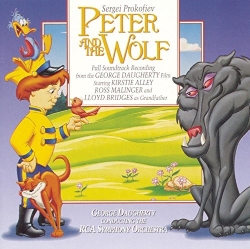 Prokofiev: Peter and the Wolf [Full Soundtrack Recording] - George ...