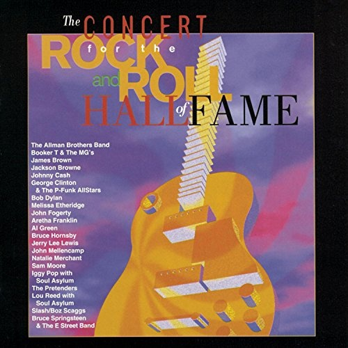 the concert for the rock and roll hall of fame various artists songs reviews credits. Black Bedroom Furniture Sets. Home Design Ideas