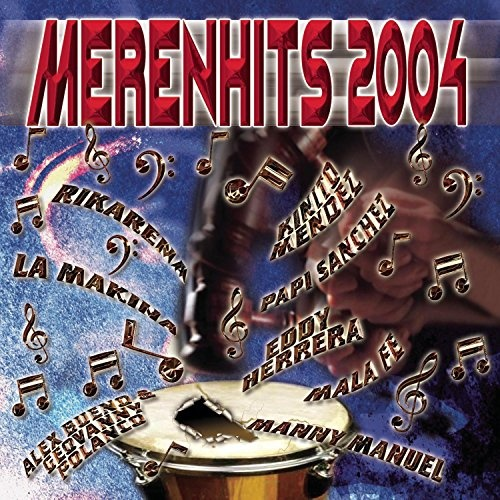 Merenguehits 2004