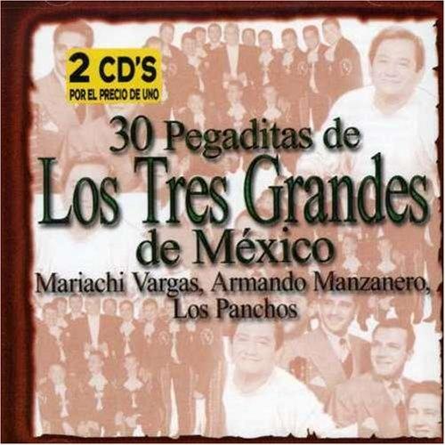 30 Pegaditas de los Tres Grandes de México