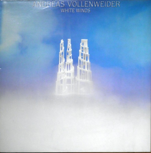 Andreas Vollenweider Caverna Magica Under The Tree In The Cave