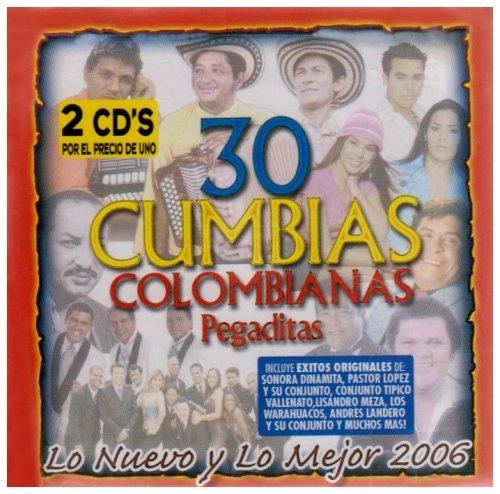 30 Cumbias Colombianas Pegaditas: Lo Nuevo y Lo Mejor