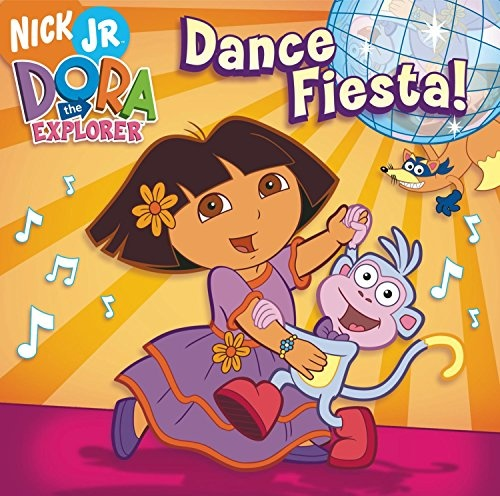 Dora the Explorer: Dance Fiesta!