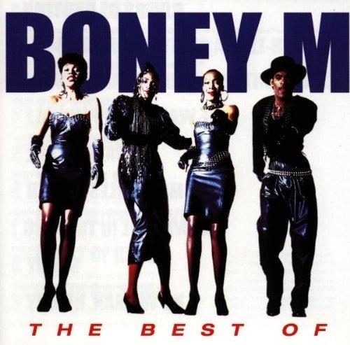 The Best of Boney M. [Camden]