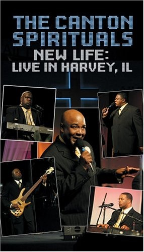 New Life: Live in Harvey, IL [Video/DVD]