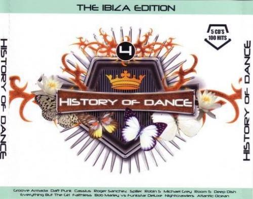 History of Dance, Vol. 4: The Ibiza Edition