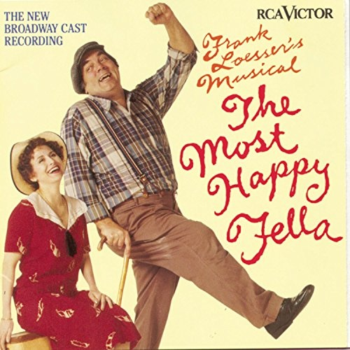 The Most Happy Fella [New Broadway Cast]