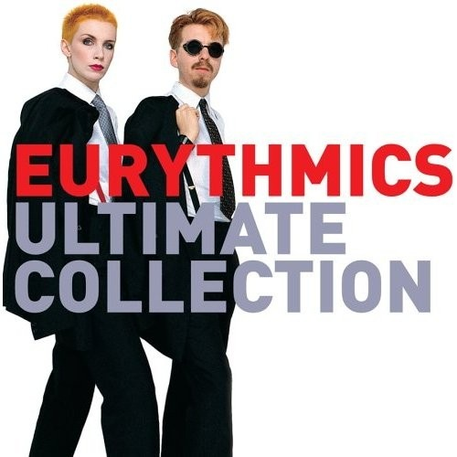 Ultimate Collection Jpg: Ultimate Collection - Eurythmics