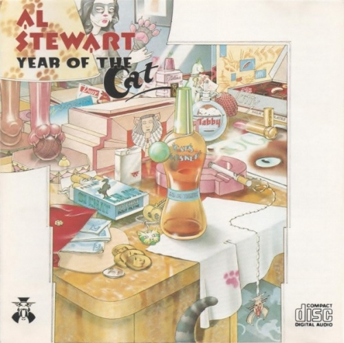 Year of the Cat - Al Stewart   Songs, Reviews, Credits ...