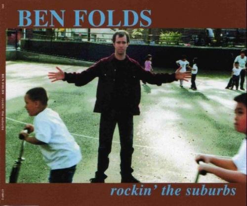 Rockin' the Suburbs EP