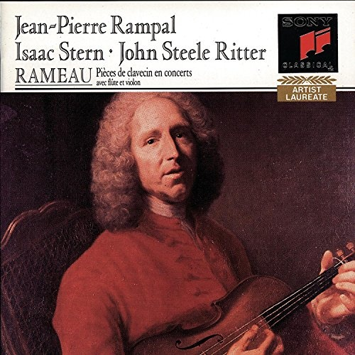 Jean-Philippe Rameau: Pieces de Clavecin en Concerts