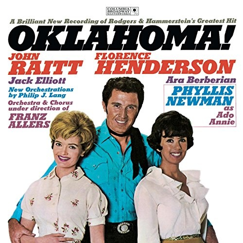 Oklahoma! [1964 Studio Cast]