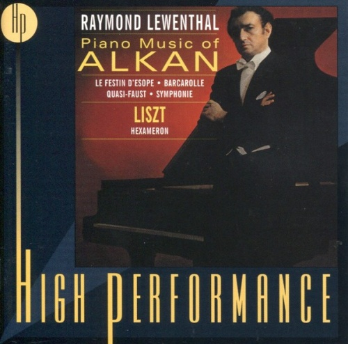 Piano Music of Alkan: Hexameron
