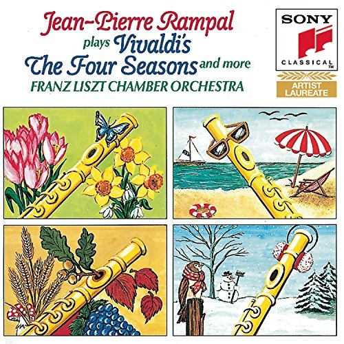 Jean-Pierre Rampal Plays Vivaldi's Four Seasons