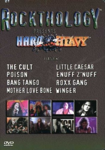 Rockthology, Vol. 7: Hard N Heavy