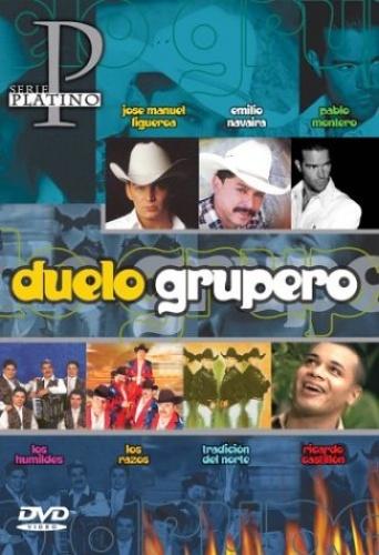 Duelo Grupero: Serie Platino [DVD]
