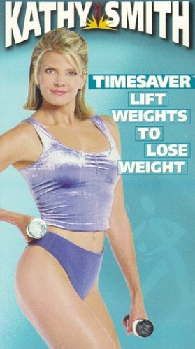 Timesaver (TM) Lift Weights to Lose Weight