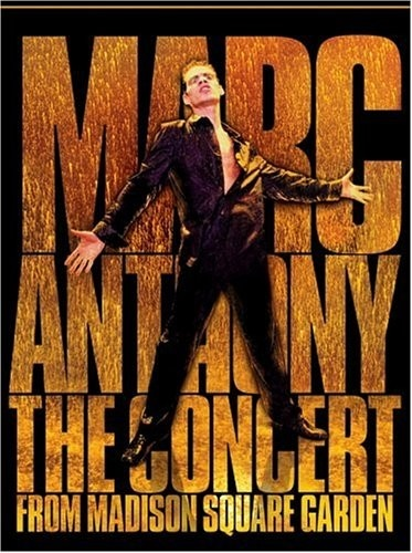 The Concert from Madison Square Garden [Video/DVD]