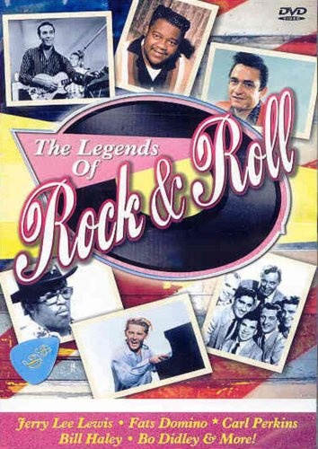 Legends of Rock & Roll [Legacy DVD]