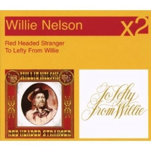 Red Headed Stranger/To Lefty from Willie